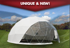 Pinnacle Range Marquees