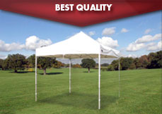 Folding marquees