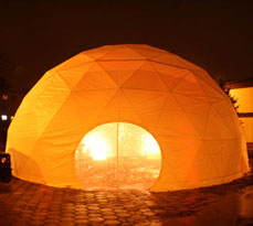 Marquees PinDome Tentnacle